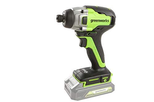 Greenworks IS24L00 Elektrowerkzeuge, Grün