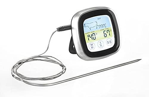 WestfaliaDigitales Brat- und Grill-Thermometer mit Touchscreen