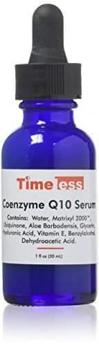 Timeless Skin Care Coenzyme Q10 w/Matrixyl 3000 Serum 30ml