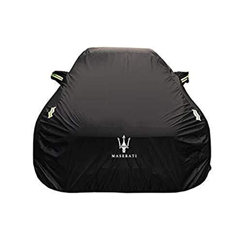 DNSJB - Funda para coche Maserati Granturismo especial para coche de tela Oxford gruesa, protección
