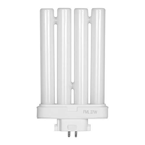 ARSUK® TL-buis 27 W, vervanging voor natuurlijk daglicht/zonlicht, FML-lamp, ideaal voor BB-DL210 [energieklasse A+++]