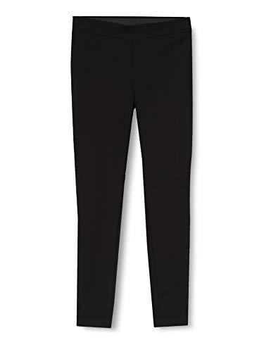 Dorothy Perkins Petite Damen Black Bengaline Trousers Hose, Schwarz, Gr. 40 (12 UK)