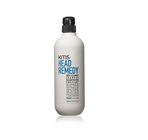 KMS California Headremedy Deep Cleanse Shampoo, 1er Pack (1 x 750 ml)