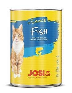 Josera Josicat Fish in Sauce | 12x 415g Katzenfutter