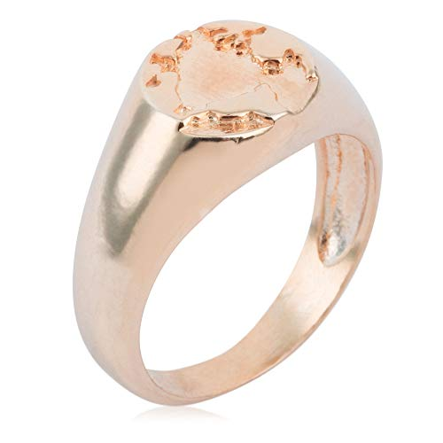 Córdoba Jewels | Anillos en Plata de Ley 925 bañada en Oro Rosa con diseño...