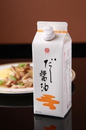 鎌田のだし醤油500ml 1本