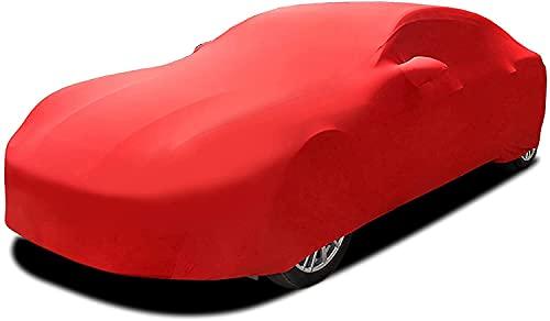 Funda para Coche Compatible para Lamborghini Aventador LP750, Coche Impermeable Cubierta Coche Resistente al Polvo Lluvia Rasguño y Nieve