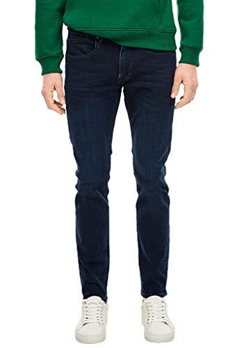 s.Oliver Jeans, Fit: KEITH Jeans, Herren, Blau 38/32 EU