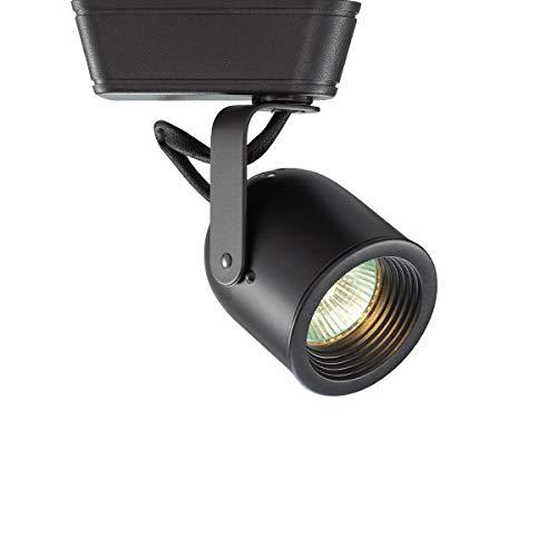 WAC Lighting JHT-808L-BK Ht-808 Low Voltage Track Fixture, Black