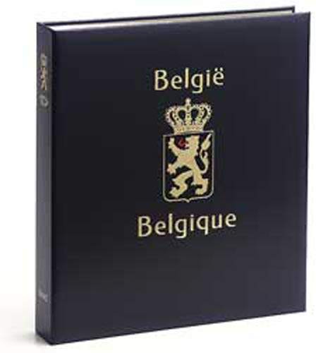 DAVO 11942 Luxe binder stamp album Belgium VII