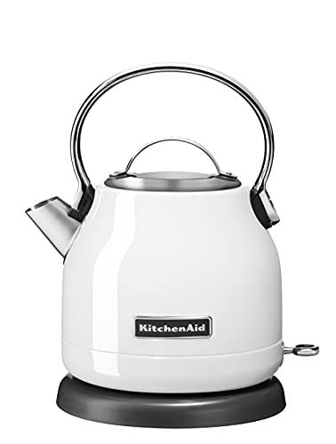 KitchenAid HERVIDOR DE Agua DE 1,25 L Classic, 2200 W, 1.25...