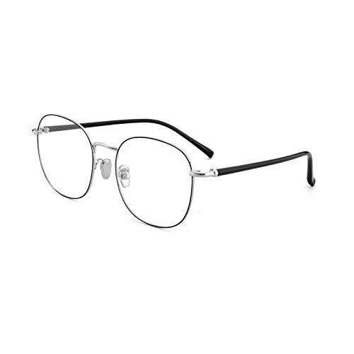 ブルーライトカット メガネ 伊達メガネ 小顔 pcメガネ 軽量/伊達眼鏡 HEVカット率最大90% 男女兼用