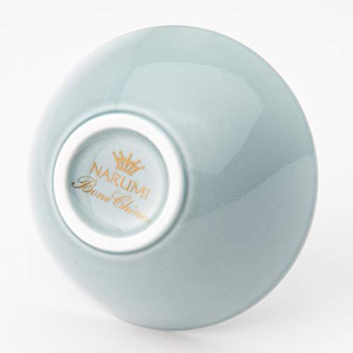 NARUMI(ナルミ) ボウル 皿 あえか(aeca) 空の色 ブルー 径8cm 電子レンジ温め 食洗機対応 58063-2955