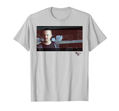 Breaking Bad Jesse Pinkman Portrait Poster T-Shirt