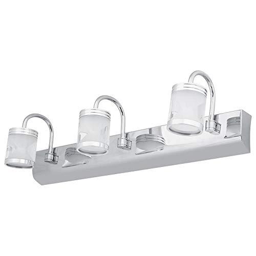 Lámparas de Pared, Aplique de Pared Interior LED lámpara de Pared con 3 pequeñas luz Blanca cálida Decorativa para Espacio de salón, Comedor, Estudio, Dormitorio, Pasillo, Mueble del baño