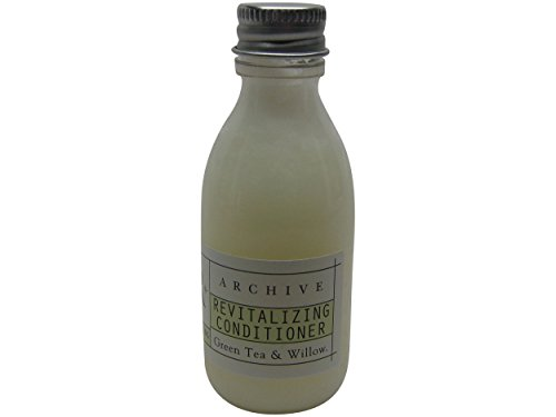 Archive Green Tea & Willow Revitalizing Conditioner lot of 12 Each 1.5oz Bottles. Total of 18oz