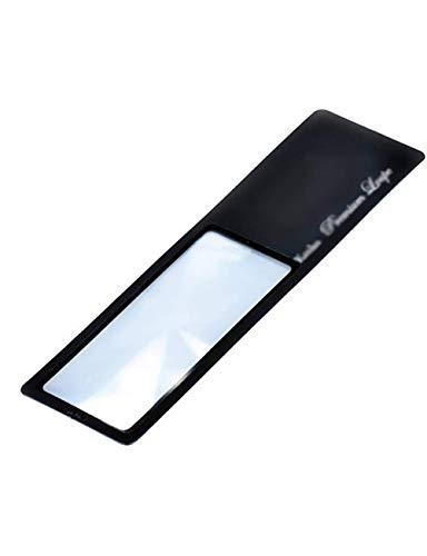 HYY-YY Lupa de mano HD de vidrio de alta potencia óptica lupa Tablet ancianos niños lectura lectura lupa