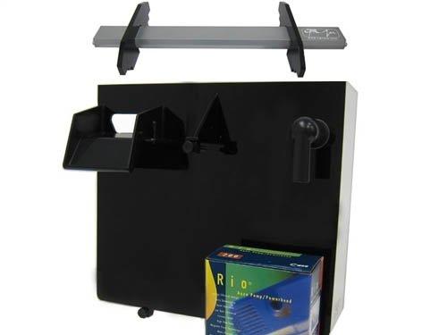 CPR Aquatic AquaFuge 2 Small Hang-on Back Refugium w/Pump, LED Light & Stand