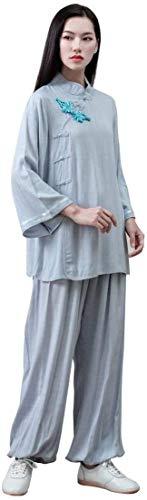 SXFYHXY Damen Kung Fu Uniform Tai Chi...
