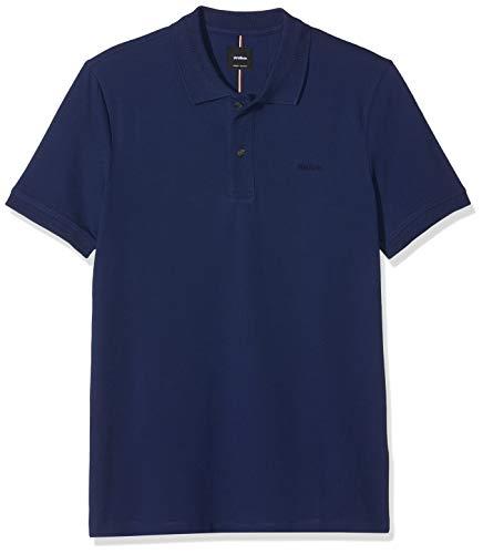 Strellson Premium Herren J-Petter-P Poloshirt, Blau (Navy 417), Large (Herstellergröße: L)