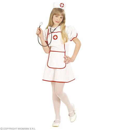 Widmann 55648 ? Enfants Costume Infirmière, 158 cm