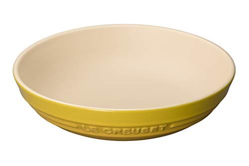 ル・クルーゼ(Le Creuset)  深皿 ラウンド・ディッシュ 20 cm レインボー 耐熱 耐冷 電子レンジ オーブン 対応 5枚 入り 【日本正規販売品】