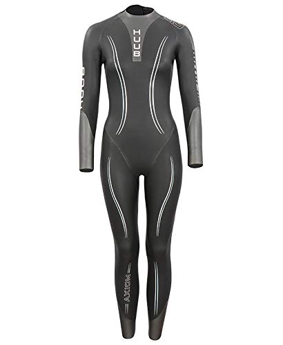Huub Axiom 3:3 Triathlon Wetsuit Womens dames zwemmen triatlon maten XS-XL