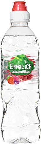 Volvic Frucht Rote Früchte, 6er Pack, Einweg (6 x 750 ml)