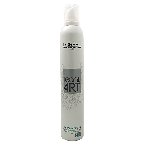 L\'Oreal 1043099 Tecni.Art Full Volume Extra Espuma para Volumen - 400 ml