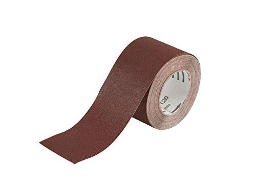 Dewalt Schleifpapier-Rolle (180er Körnung, 25m x 93mm, für alle Grund-, Zwischen und Endschliffanwendungen bei Holz, Farbe und Lacke sowie Füller und Spachtel) DT3598