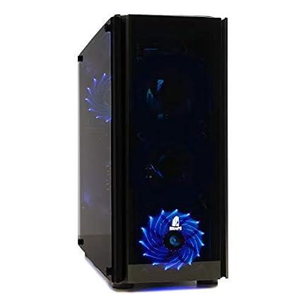 NITROPC - PC Gamer Nitro AMZ 2020 *REBAJAS* (CPU Athlon, 2/4N x 3,50 Ghz, T. Gráfica 2 GB, SSD + 1 Tb, Ram 16 GB) + WIFI de regalo. pc gamer, pc gaming, ordenador para juegos (actualizado septiembre 2020)