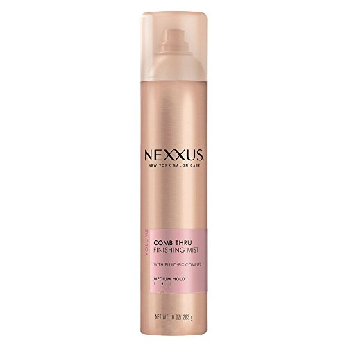 Nexxus New York Salon Care Comb Thru, Touchable Hold 10 Ounce