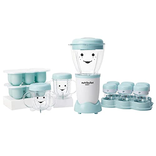 Nutribullet Baby – The Complete Baby Food Prep System