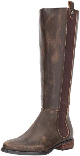 Opportunity Shoes - Corso Como Women's Randa Fashion Boot, Brown Worn Leather, 11 Medium US