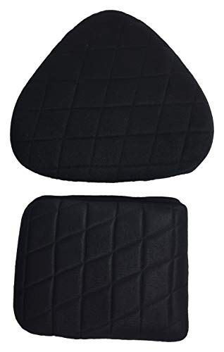 Motorcycle Both Seats Gel Pads for Honda Shadow ACE Tourer 1100