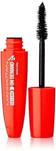Manhattan Volume On Demand Mascara - Nr. 1010N Black, 12 ml