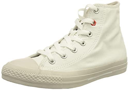 Converse 165051c_40, Zapatillas de Lona Unisex Adulto, Blanco, EU