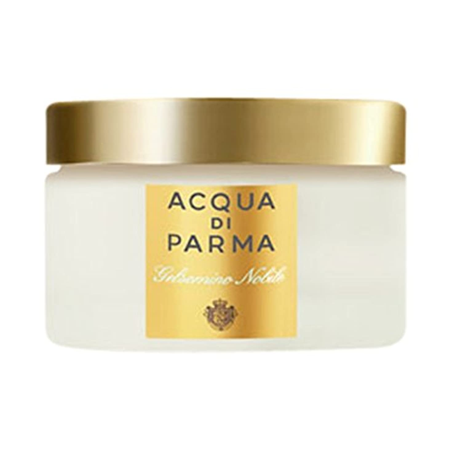 倉庫盟主疎外アクア?ディ?パルマGelsominoノビルボディクリーム150ミリリットル (Acqua di Parma) - Acqua di Parma Gelsomino Nobile Body Cream 150ml [並行輸入品]