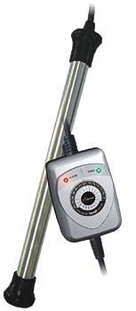 Finnex 300-Watt Hang-On Electronic Controller Aquarium Heater Titanium Tube 80 to 100-Gallon