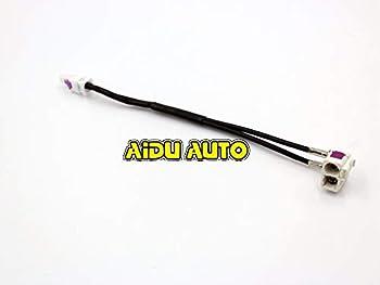 Aircus FOR VW Car Radio FAKRA Antenna  MFD3  RCD510 310 RNS510 Antenna Adapter Radio 2 in 1 MFD