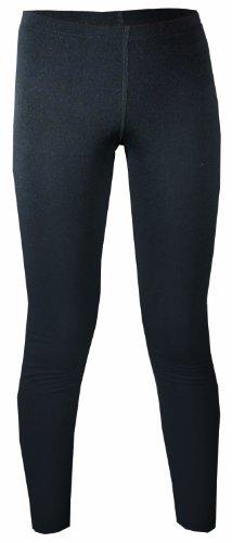 Hot Chillys Funktions Originals II - Pantalones de compresión de Running para niña,...
