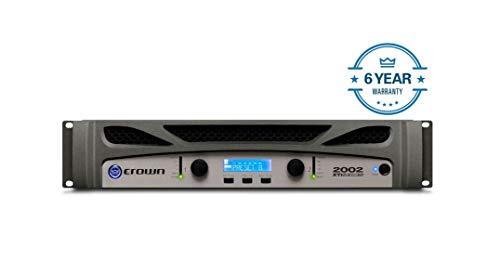 Crown Audio XTi 2002 Amplificador de Potencia