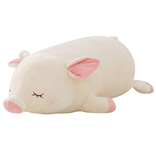 Plüschtier, Schwein Plüsch-Kissen-Plüschtiere Plüsch Hugging Pet Geschenke Spielzeug for Kinder Mädchen ZHNGHENG