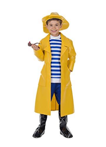 Banyant Toys Disfraz Capitan Pescador 10-12 años
