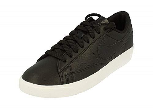 Nike W Blazer Low, Scarpe da Basket Donna, Nero Black 001), 36.5 EU