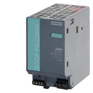 6EP1333-3BA10 | SIEMENS SITOP PSU200M POWER SUPPLY IN: 120/230-500 VAC OUT: 24VDC/5A