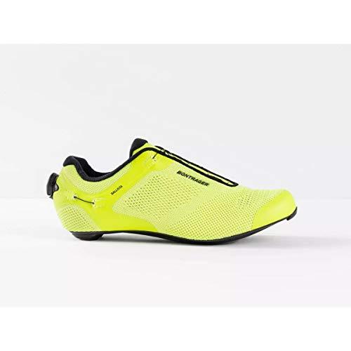 Bontrager Ballista Knit Rennrad Fahrrad Schuhe gelb 2020: Größe: 47