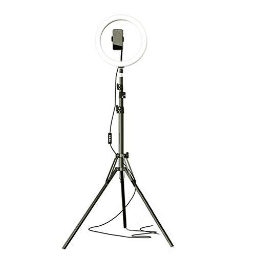 Guajave Dimmerabile LED Studio Ring Fill Light Foto Video Lampada anulare Selfie Stick Ring Fill Light