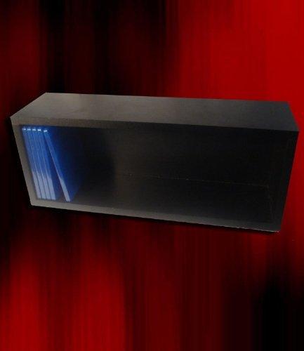 Mueble Estanteria de Madera para archivar 40 BLU-Ray O 32 Juegos PS3 PS4 / Ref. MAR020