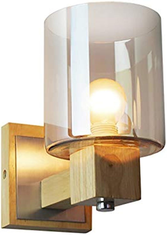 Moderner Kronleuchter Elegantes Braunes Glas Wandleuchte Wandleuchte Nordic Modern Minimalist Kreative Spiegellampe Wandlaterne Scheinwerfer